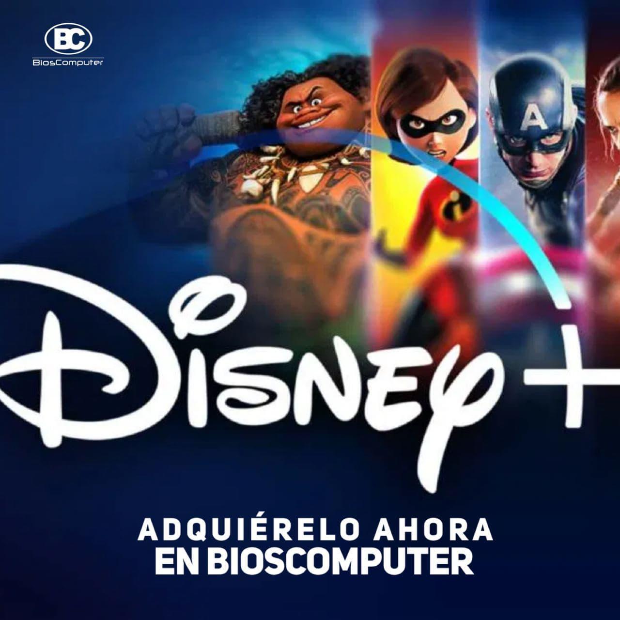 Disney+ Adquiérelo Ahora
