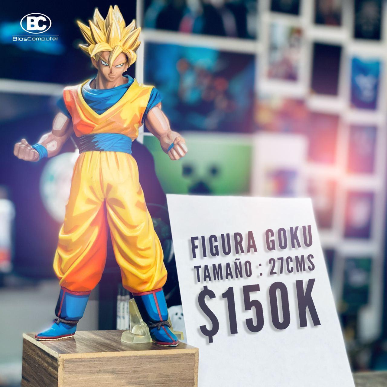 Figura Coleccionable Goku