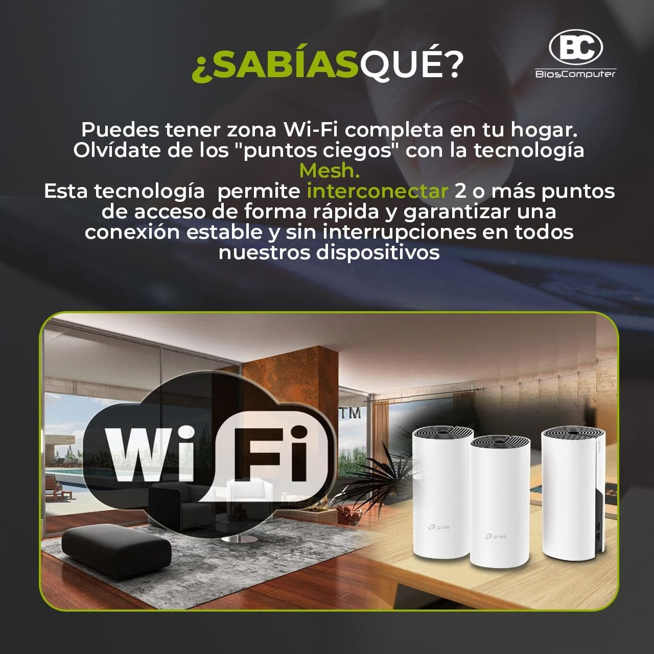 Redes Wifi Mesh