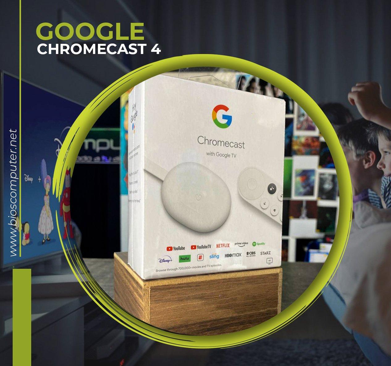 ChromeCast V4